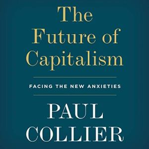 The Future of Capitalism audiobook cover art