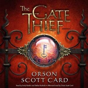The Gate Thief audiobook cover art