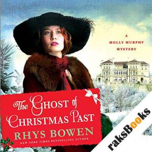 The Ghost of Christmas Past audiobook cover art