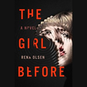 The Girl Before audiobook cover art