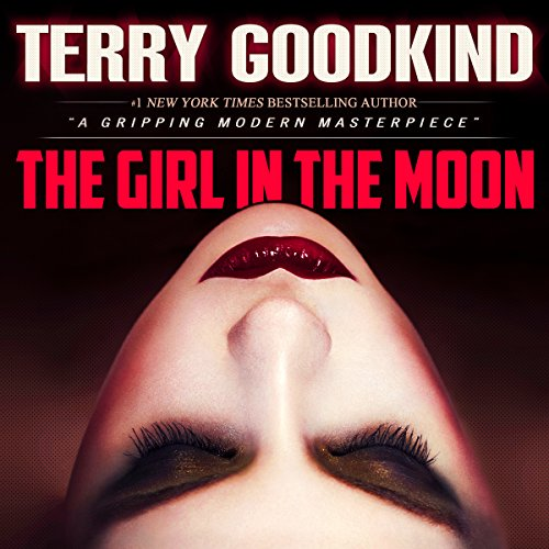 The Girl in the Moon audiobook cover art