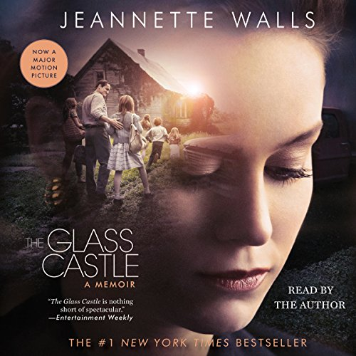 The Glass Castle audiobook cover art