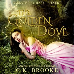 The Golden Dove audiobook cover art
