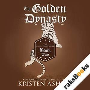 The Golden Dynasty audiobook cover art
