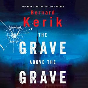 The Grave Above the Grave audiobook cover art