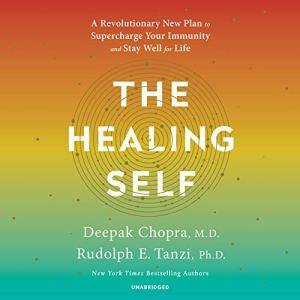 The Healing Self audiobook cover art