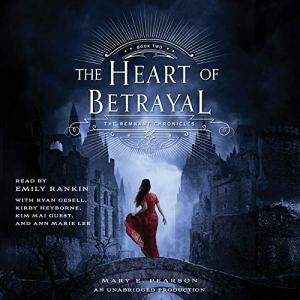 The Heart of Betrayal audiobook cover art