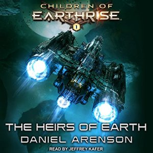 The Heirs of Earth audiobook cover art