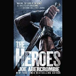 The Heroes audiobook cover art