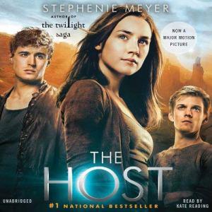 The Host audiobook cover art