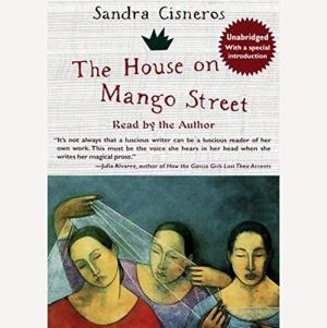 The House on Mango Street audiobook cover art