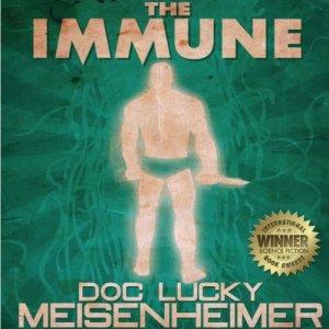 The Immune audiobook cover art