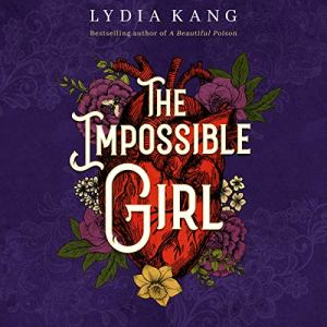 The Impossible Girl audiobook cover art