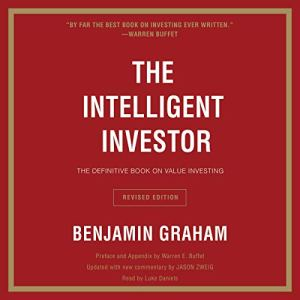The Intelligent Investor Rev Ed. audiobook cover art
