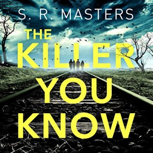 The Killer You Know audiobook cover art