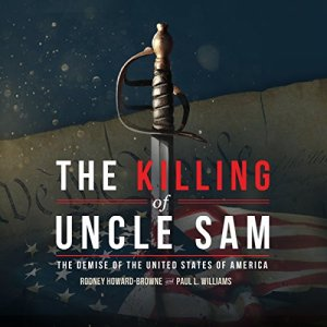 The Killing of Uncle Sam audiobook cover art