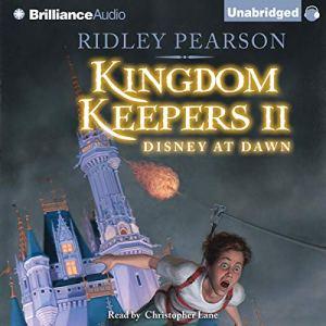 The Kingdom Keepers II audiobook cover art