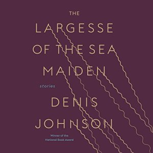 The Largesse of the Sea Maiden audiobook cover art