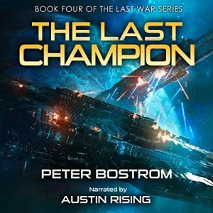 The Last Champion audiobook cover art