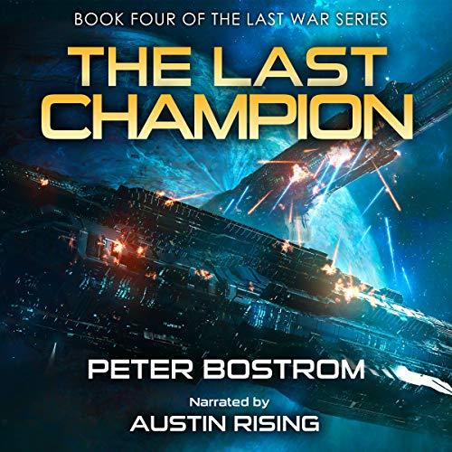 The Last Champion audiobook cover art