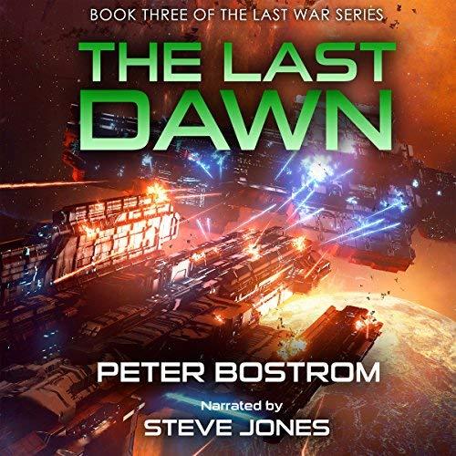 The Last Dawn audiobook cover art