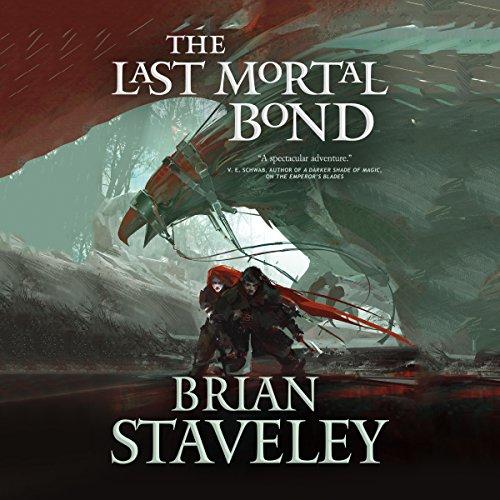 The Last Mortal Bond audiobook cover art