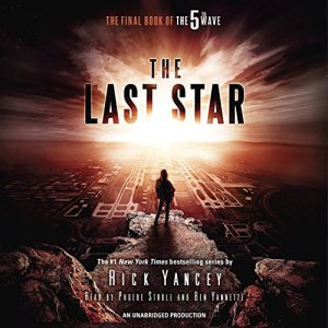 The Last Star audiobook cover art