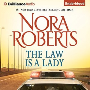 The Law Is a Lady audiobook cover art