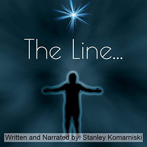The Line... audiobook cover art