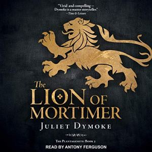 The Lion of Mortimer audiobook cover art