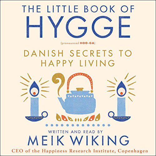 The Little Book of Hygge audiobook cover art