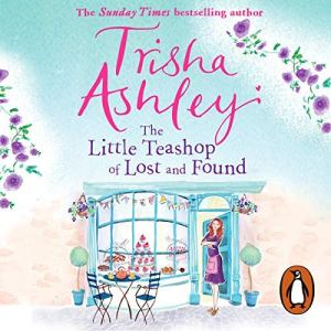The Little Teashop of Lost and Found audiobook cover art