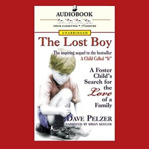 The Lost Boy audiobook cover art