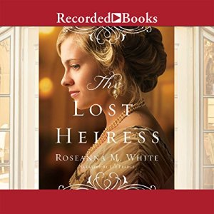 The Lost Heiress audiobook cover art