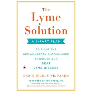 The Lyme Solution audiobook cover art