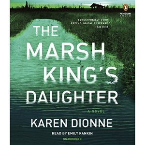 The Marsh King's Daughter audiobook cover art
