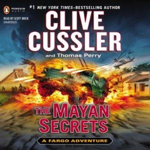 The Mayan Secrets audiobook cover art