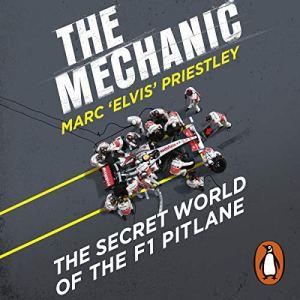 The Mechanic audiobook cover art