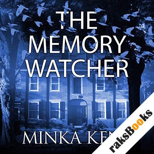 The Memory Watcher audiobook cover art