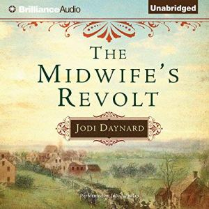 The Midwife's Revolt audiobook cover art