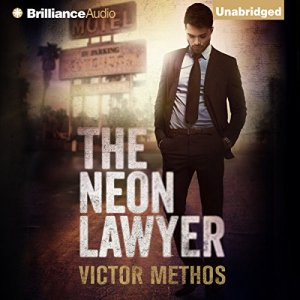 The Neon Lawyer audiobook cover art