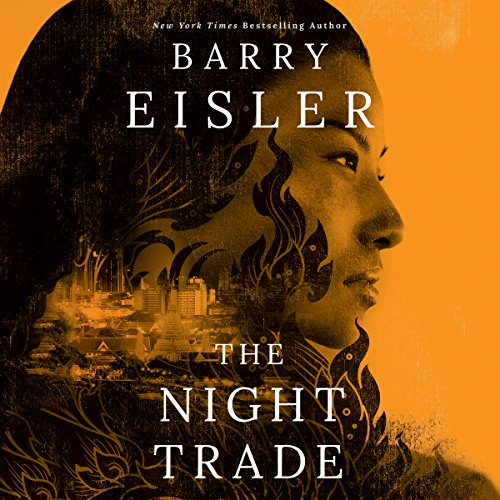 The Night Trade audiobook cover art