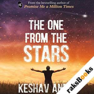 The One from the Stars audiobook cover art
