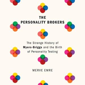 The Personality Brokers audiobook cover art