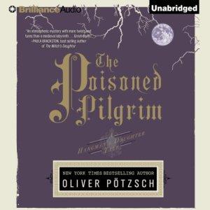 The Poisoned Pilgrim audiobook cover art
