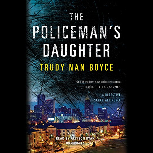 The Policeman's Daughter audiobook cover art
