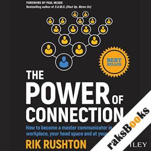 The Power of Connection audiobook cover art