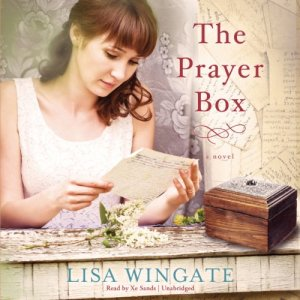 The Prayer Box audiobook cover art