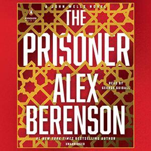 The Prisoner audiobook cover art