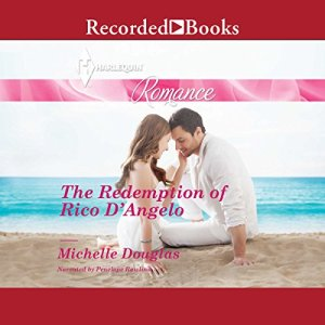 The Redemption of Rico D'Angelo audiobook cover art